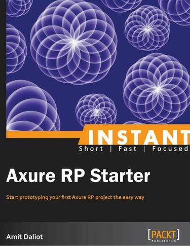 Instant Axure RP Starter - UX/UI Land