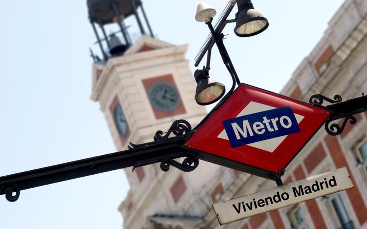 Fondo de Escritorio - Metro