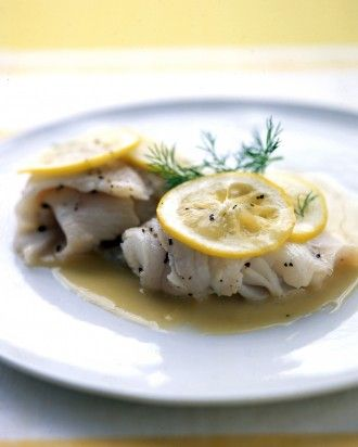"""See the """"Sole with Lemon-Butter Sauce"""" in our Quick Fish and Shellfish Recipes gallery"""