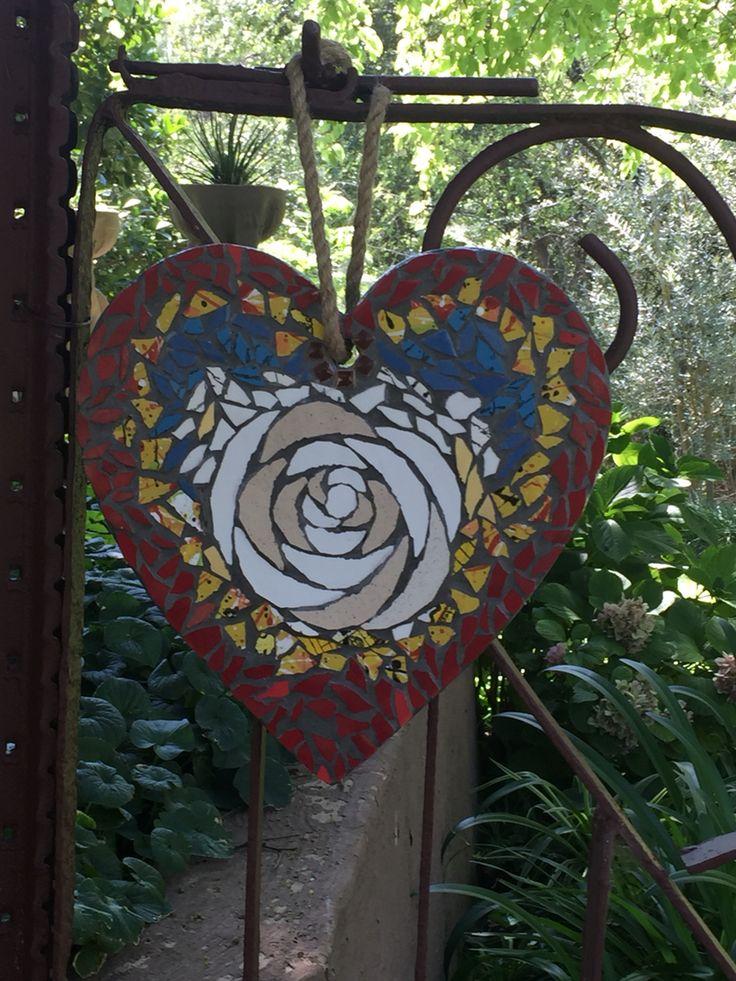 Hart mosaic