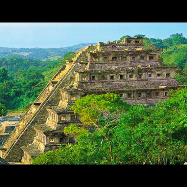 Palenque, Mexico, the perfect place to conquer my fear of heights
