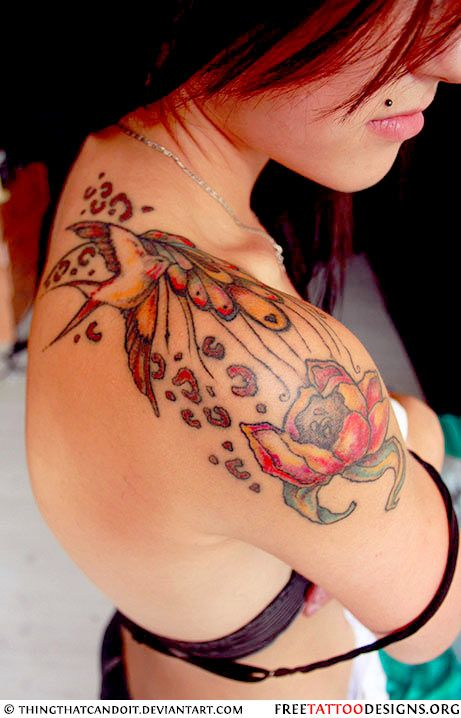 Female Tattoo Gallery | Pictures of Feminine Tattoos