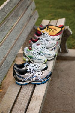 As runners prepare for an upcoming marathon, here are three common questions that arise: When is the best time to buy a shoe for a marathon and how do I …
