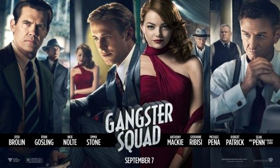 Gangster Squad .. another movie i'm itching to see
