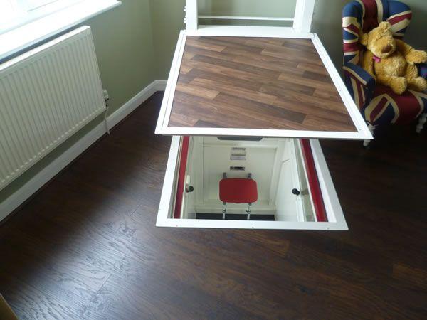 Terry Through Floor Home Lift Flooring Pinterest