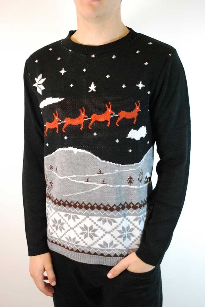 58 best The Christmas Jumper images on Pinterest | Mens christmas ...
