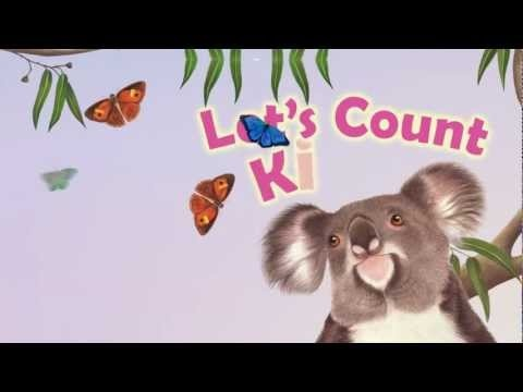Let's Count Kisses - Picture Book Trailer    Perfect for night-time, a gorgeous lift-the-flap book celebration of favourite Australian animals.  The animals are being kissed by butterflies, who increase in number, one by one, spread by spread. The butterflies are hiding under the flap so parents can play counting games with children.  Illustrated by Karen Hull and published by Lothian Children's Books (a Hachette Australia imprint) ISBN: 9780734412706