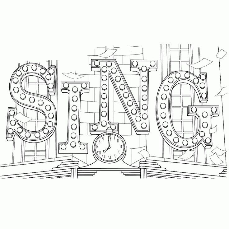 top 10 sing coloring pages 10 coloring and