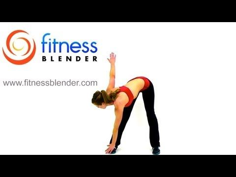Crunchless Abs Routine – Crunch Free Abs Workout - Just TEN minutes, no excuses!