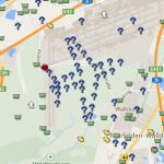 Geocaching Geo-Art near Mörfelden-Walldorf, Germany. GC2ZYK4 #geocaching #geoart