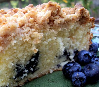 Bunnys Warm Oven: Ina Gartens Blueberry Crumb Coffee Cake.   Use those blueberries to make Ina's Coffee Cake.  It's Ina's...you know it's good!