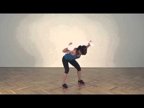 5. Protažení - NUTREND - Ve formě a krásná s o Olgou - YouTube