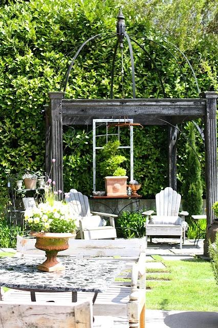 Die Besten 17 Bilder Zu Off The Wall Porches Auf Pinterest ... Sitzbereiche Kaminofen Im Garten