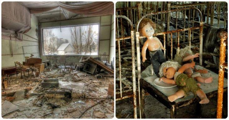 La tragedia nuclear en Chernobyl fue hace casi tres décadas y los efectos se siguen sintiendo en el lugar. La radioactividad hoy en día sigue siendo alta. Cuando ocurrió este desastre (fabricado por la mano humana) el nivel de radiación afectó gran parte de Europa.
