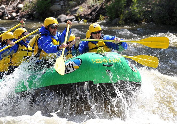 The Narrows - Half Day Rafting Trip | Wilderness Aware
