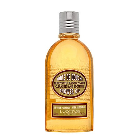 L'occitane Huile de Douche Soap.  Would be all kinds of dirty without this.