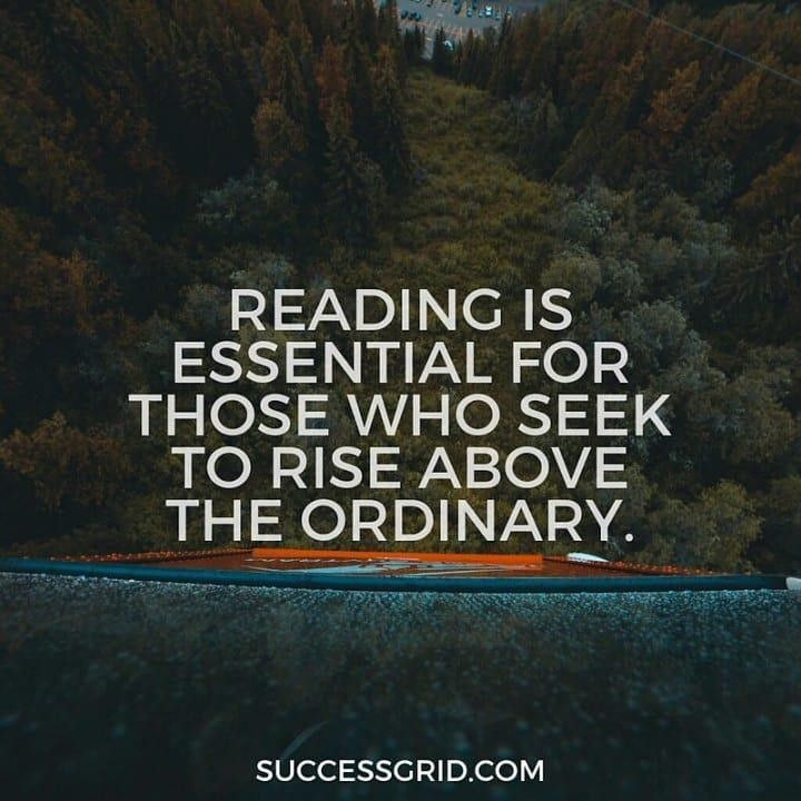 Igrannapp From Successgridofficial Reading Is Essential For Those Who Seek To Rise Above The Ordinary Jim Success Principles Success Quotes Success Habits
