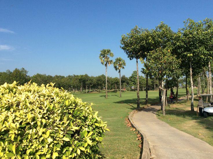 Thanksgiving 2015 At Garden City Golf Club Phnom Penh Cambodia