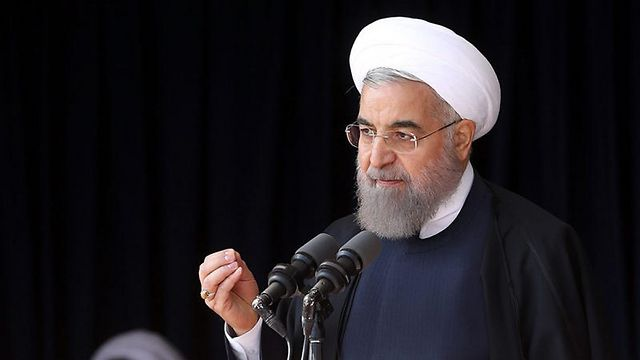 """Rouhani: Las elecciones de Estados Unidos son entre un candidato """"malo y otro peor"""" - http://diariojudio.com/noticias/rouhani-las-elecciones-de-estados-unidos-son-entre-un-candidato-malo-y-otro-peor/216829/"""