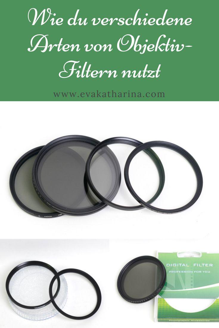 How to: Verschiedene Arten von Filtern benutzen