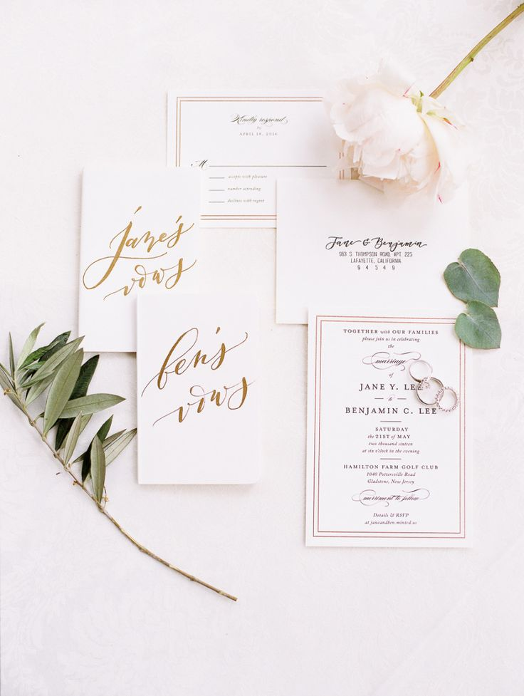 5 Must Remember Wedding Invitation Tips