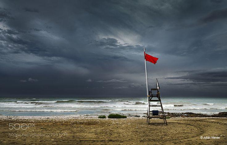 Bandera roja by jnc2000