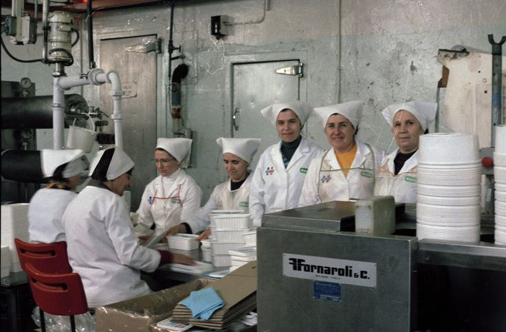 371318PD: Peters Ice cream production workers and machinery, 1980-1985? http://encore.slwa.wa.gov.au/iii/encore/record/C__Rb2521880__S371305pd__Orightresult__U__X3?lang=eng&suite=def