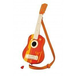 ♥ Sevi Music Kids Toy Girls Boys Acoustic Guitar Musical Instrument Wooden♥