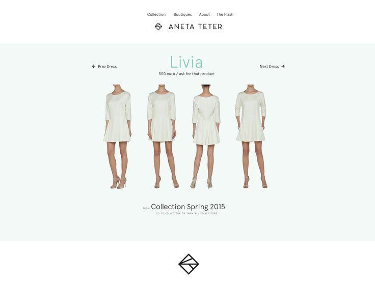 Aneta Teter - Website