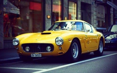 Ferrari 250 gt berlinetta quick wheelbase