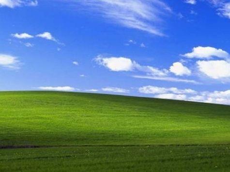Imagem do famoso papel de parede do Windows XP é fruto de uma história de amor