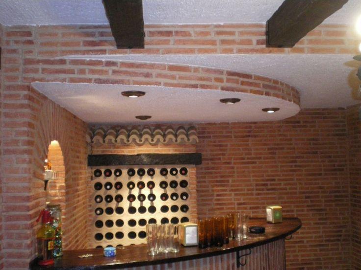 Casas con bodegas rusticas buscar con google pivnite for Bar para casa rustico