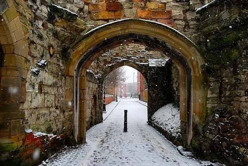 Castle Gateway,Leicester This place is always so peaceful