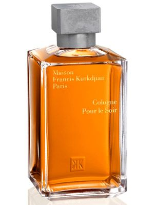 Cologne pour le Soir Eau de Cologne by Maison Francis Kurkdjian, at Luckyscent. Hard-to-find fragrances, niche brand perfumes,  and other under-the-radar luxuries.