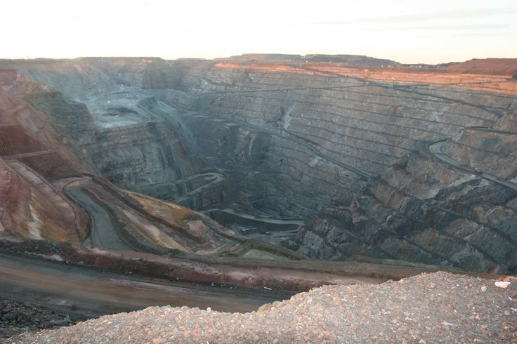 A trip to Kalgoorlie isn't complete without a visit to the Super Pit, Australia's largest open pit mine.