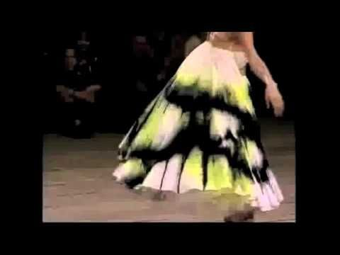 Alexander McQueen Iconic Moments - YouTube