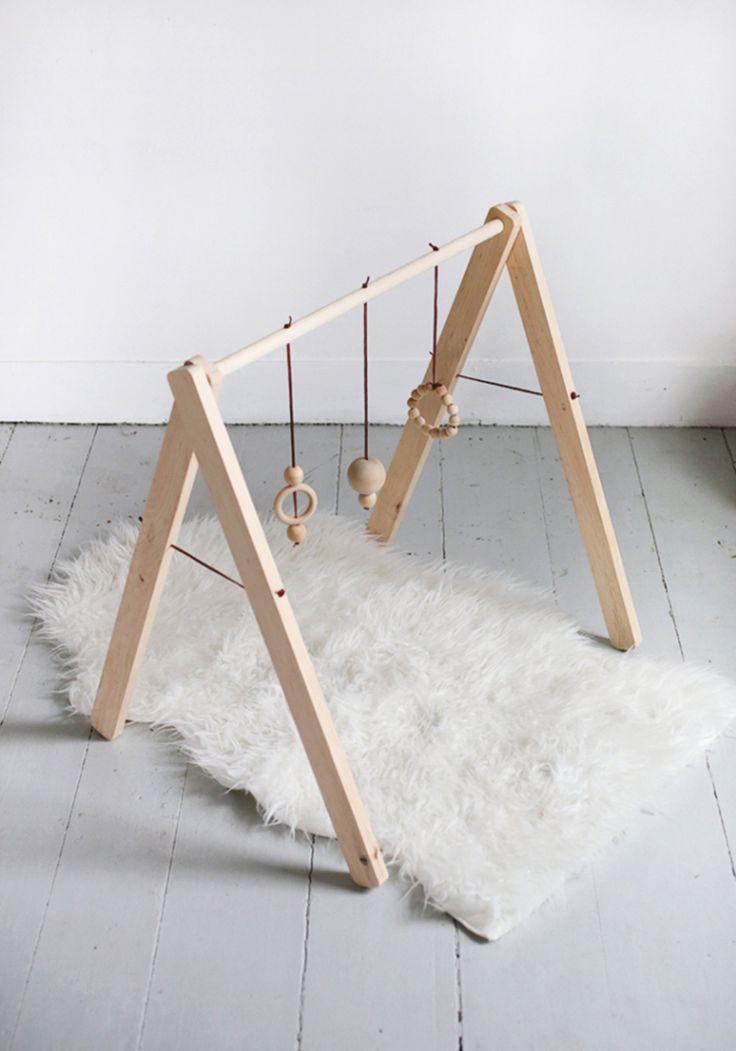 DIY bébé : 10 tapis d'éveil dont s'inspirer