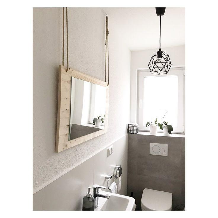 Diy Spiegel Mit Bildern Handgemachte Spiegel Badezimmer Ideen