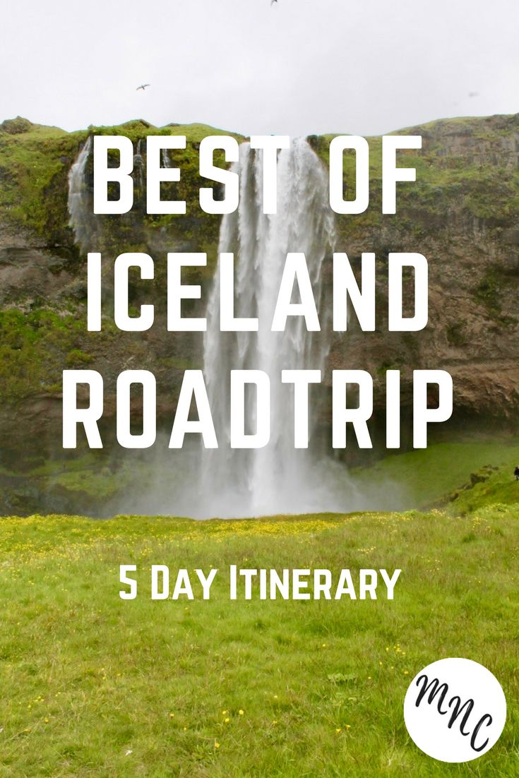 Iceland Roadtrip In 5 Days - See volcanoes, hotsprings, geysirs, glaciers and waterfalls all in one day! - Golden Circle and South Iceland -