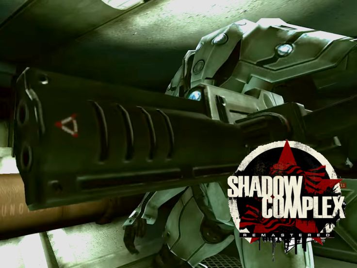 The remastered version of 'Shadow Complex' is coming to PlayStation 4 this May. The game will feature redone textures and graphics, along with bonus scenarios to help players master the elements that 'Shadow Complex Remastered' has to offer.