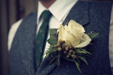 Joseph and Daniel's 'Country Gent meets English Tea Party' By Alex Knight Photography