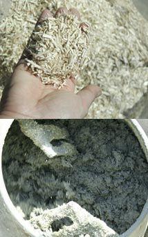 recette chaux chanvreLa recette – pour une bétonnière : – 65 kg de chaux hydraulique naturelle * – 80 litres d'eau – 1 sac de granulats de chanvre (20 kg ou 185 litres)