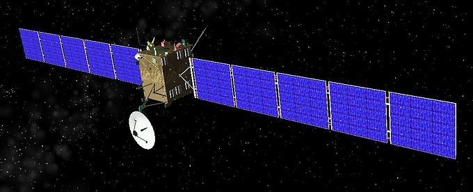 Rosetta (spacecraft) - Wikipedia, the free encyclopedia - a spacecraft once misidentified as a potential Earth-impacting asteroid