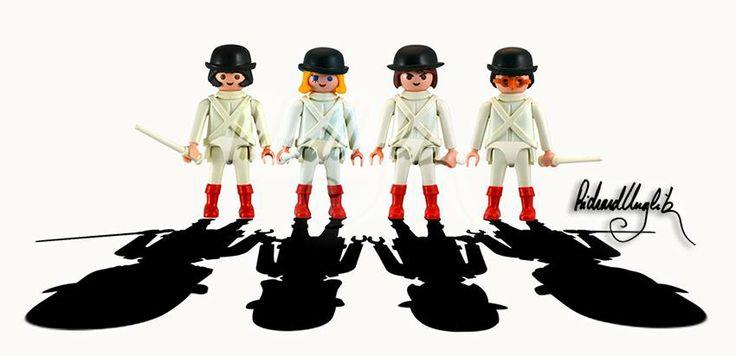 Playmobil by Richard Unglik