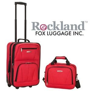 SAVE!! 90% OR MORE OFF RETAIL!! Today is Thursday 12th November 2015 Unbelievable Savings!!! 98% OFF!!! Rockland 2 Piece Luggage Set Auction Winner biljanabilja SAVED 98%!!! Retails For: $79.99 W...