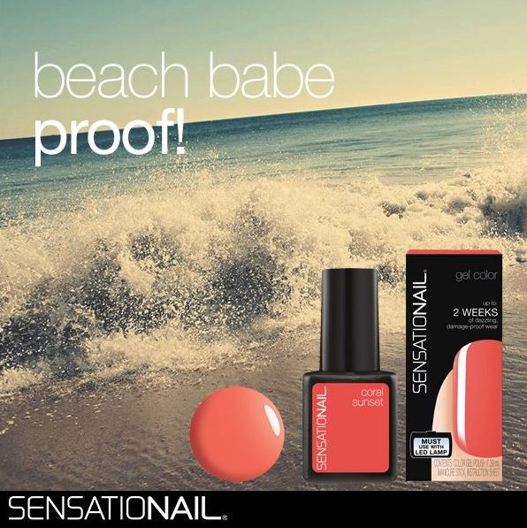 Beach babe proof!