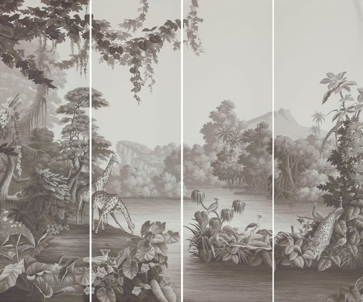 de Gournay: Our Collections - Custom Designs and Projects |