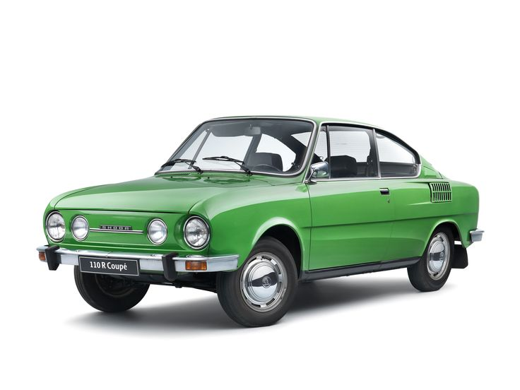 1970-80 Škoda 110 R
