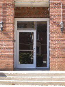 17 best images about front door 490 on pinterest ultra series wood veneer and entrance doors for Exterior commercial glass doors