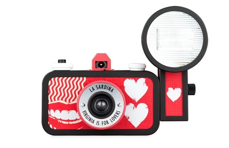 Want: Lomography La Sardina - Virginia is for Lovers